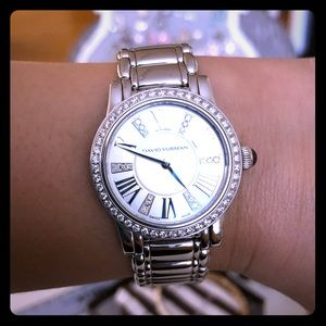 David Yurman Diamond Ladies Watch
